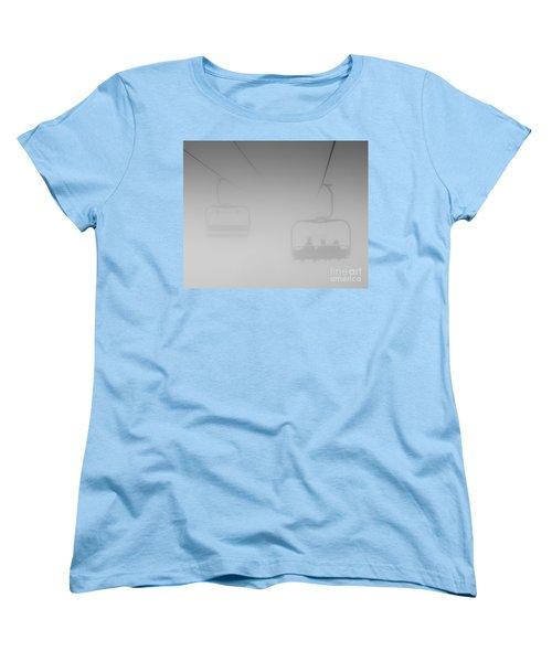 Fog Women's T-Shirt (Standard Cut) by Eunice Gibb