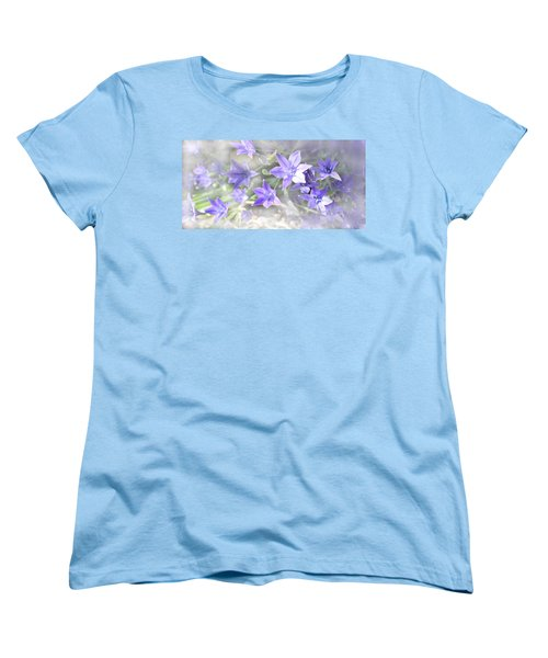 Women's T-Shirt (Standard Cut) featuring the photograph From My Garden by Kume Bryant