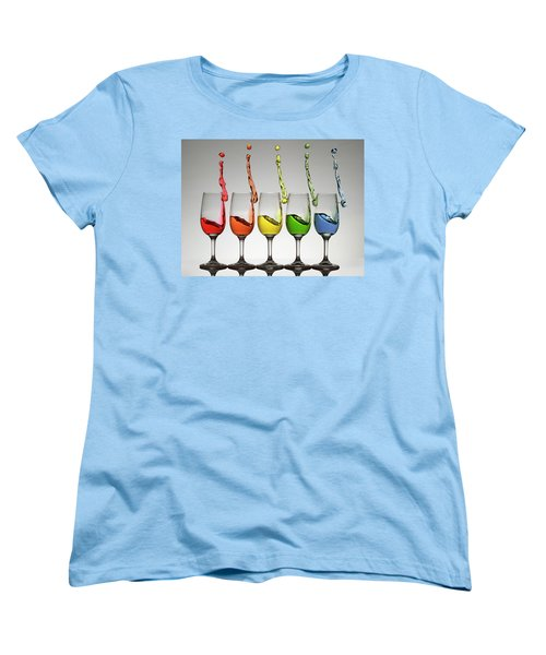 Harmonic Cheers Women's T-Shirt (Standard Cut)