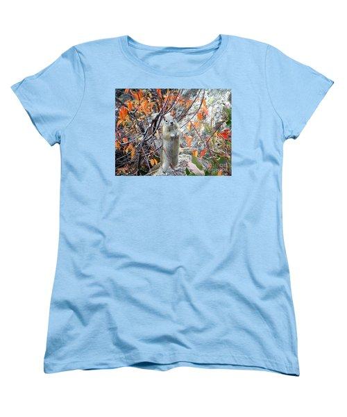 Hey There Women's T-Shirt (Standard Cut) by Dorrene BrownButterfield