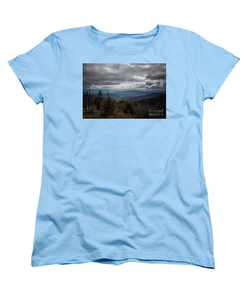 I Can See For Miles Women's T-Shirt (Standard Cut) by Ronald Lutz