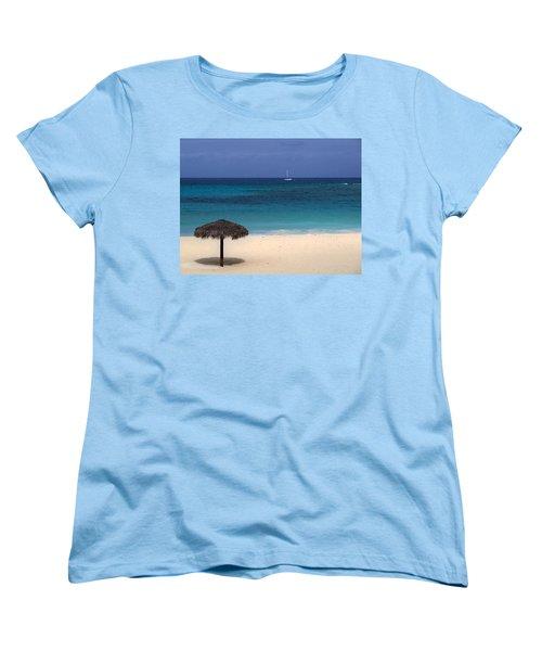 Women's T-Shirt (Standard Cut) featuring the photograph Idyllic Day by Lynn Bolt
