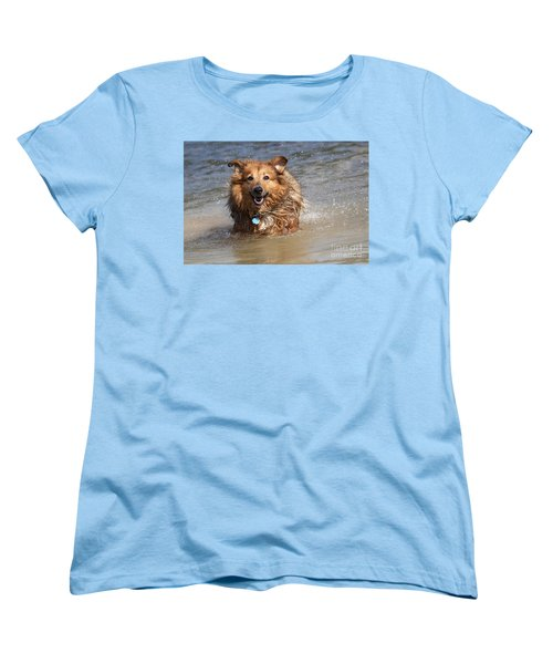 Women's T-Shirt (Standard Cut) featuring the photograph Jesse by Jeannette Hunt