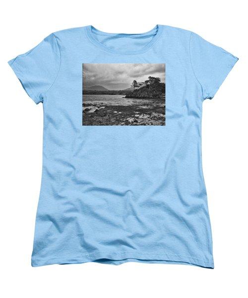 Women's T-Shirt (Standard Cut) featuring the photograph Killarney Lake by Hugh Smith