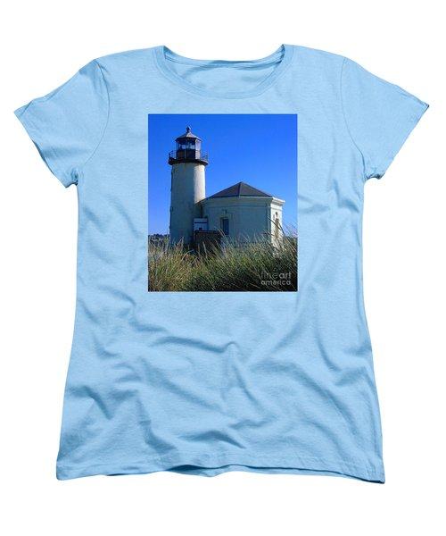 Lighthouse Women's T-Shirt (Standard Cut) by Rory Sagner