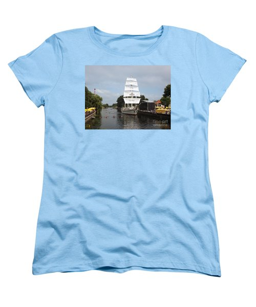 Merdijanas. Klaipeda. Lithuania. Women's T-Shirt (Standard Cut) by Ausra Huntington nee Paulauskaite
