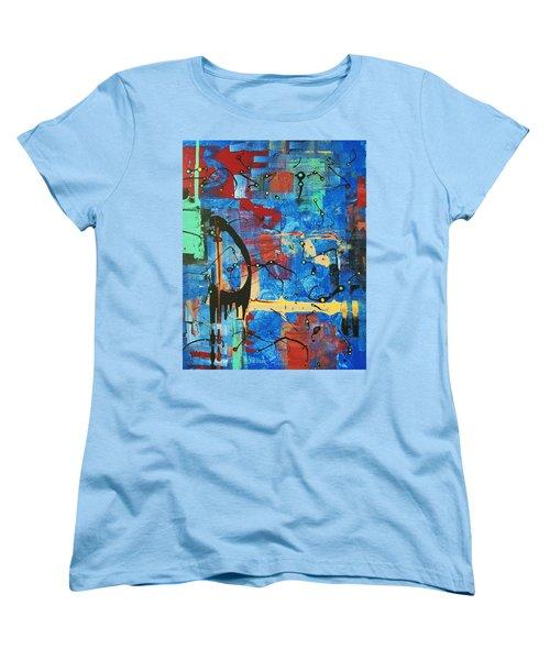 Norval Morrisseau On My Mind Women's T-Shirt (Standard Cut)