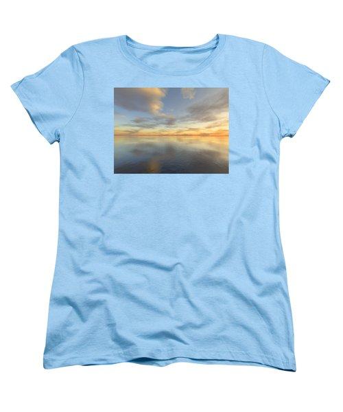 Ocean Women's T-Shirt (Standard Cut) by Mark Greenberg