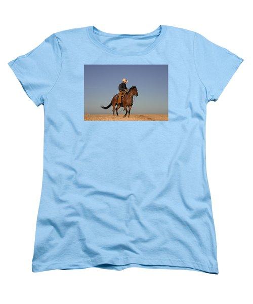 Ol Chilly Pepper Women's T-Shirt (Standard Cut) by Diane Bohna