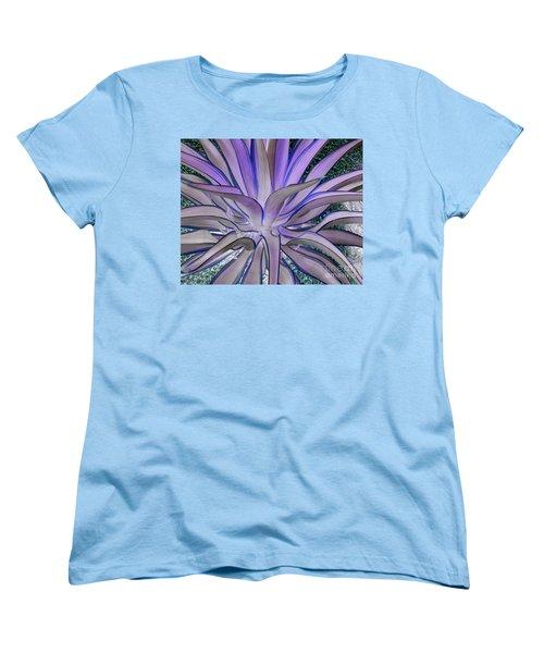 Purple Aloe Women's T-Shirt (Standard Cut)
