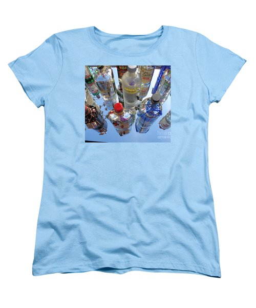 Set Em Up Joe Women's T-Shirt (Standard Cut) by Irma BACKELANT GALLERIES