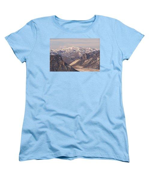 Sunlight Splendor Women's T-Shirt (Standard Cut) by Dorrene BrownButterfield