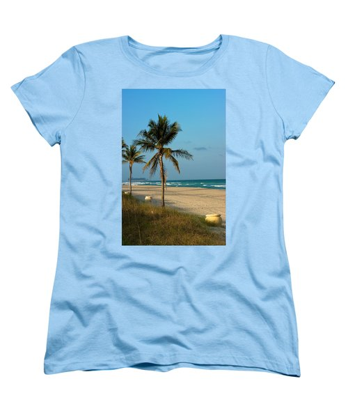 Women's T-Shirt (Standard Cut) featuring the photograph Voyage by Joseph Yarbrough