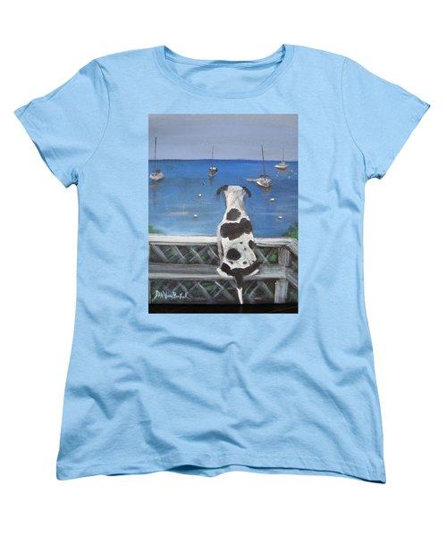 When My Ship Comes In Women's T-Shirt (Standard Cut)