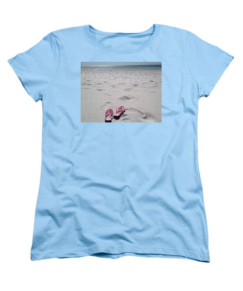 Where Dreams May Come Women's T-Shirt (Standard Cut) by Laurie L
