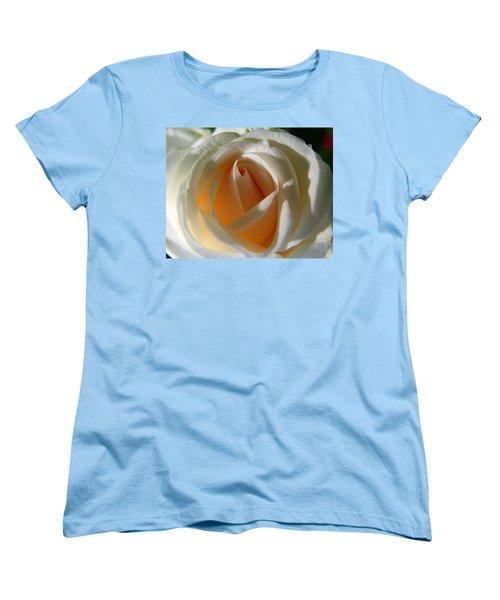 You Light Up My Life Women's T-Shirt (Standard Cut) by Judy Wanamaker
