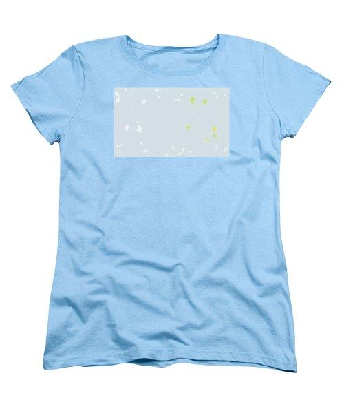Young Poppy Women's T-Shirt (Standard Cut) by Kevin McLaughlin