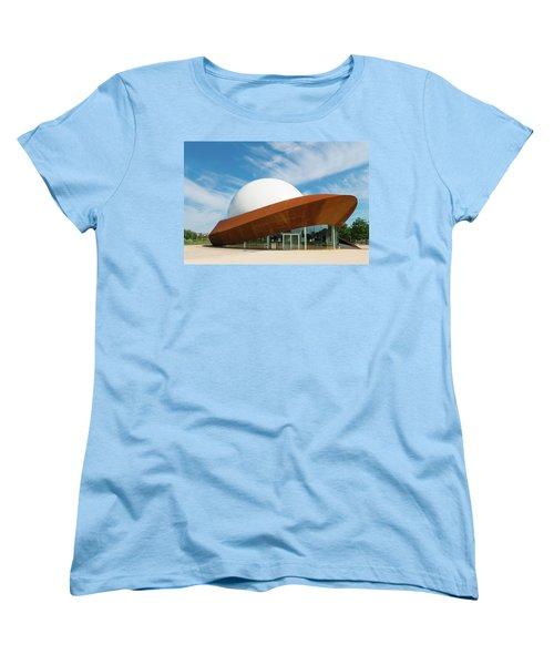 3d Theater Women's T-Shirt (Standard Cut) by Hans Engbers