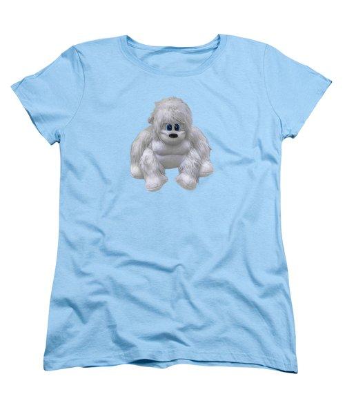 Abominable Women's T-Shirt (Standard Cut) by John Haldane
