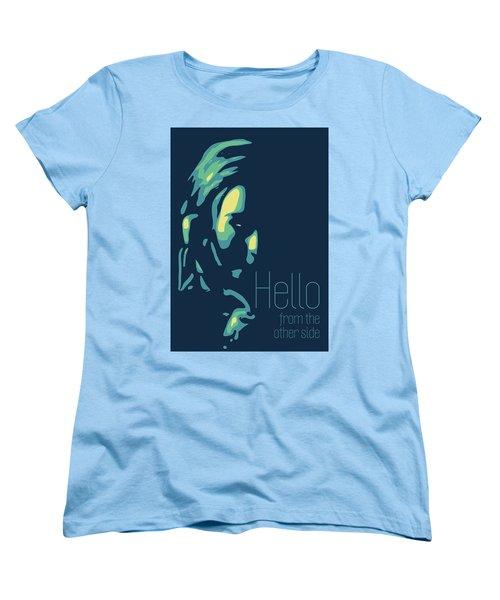 Adele Women's T-Shirt (Standard Cut) by Greatom London