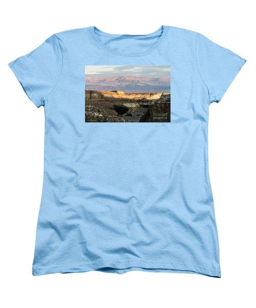 After Rain Colors 02 Women's T-Shirt (Standard Cut) by Arik Baltinester