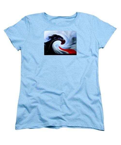 Awakening Women's T-Shirt (Standard Cut) by Mike Breau