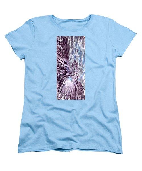 Women's T-Shirt (Standard Cut) featuring the photograph Burst by Jamie Lynn