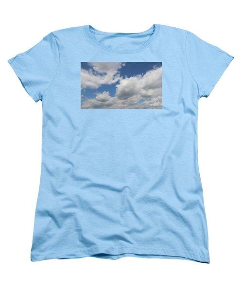 Clouds 16 Women's T-Shirt (Standard Cut)