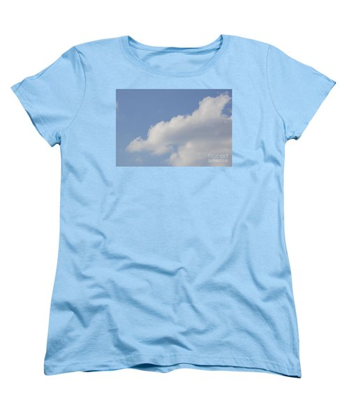 Women's T-Shirt (Standard Cut) featuring the photograph Clouds 14 by Rod Ismay