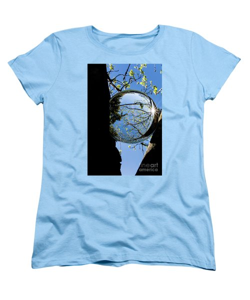 Crystal Reflection Women's T-Shirt (Standard Cut)