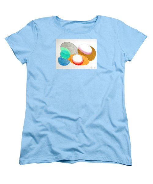 Women's T-Shirt (Standard Cut) featuring the photograph Curves And Things by Rod Ismay