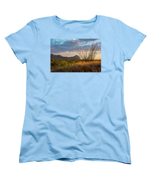 Elephant Head Women's T-Shirt (Standard Cut)