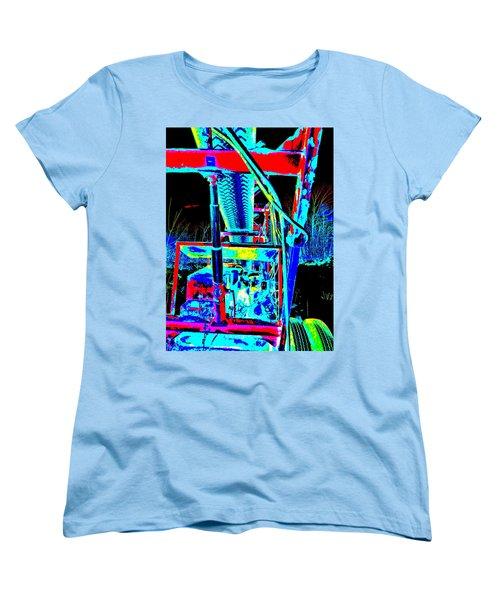 Feb 2016 35 Women's T-Shirt (Standard Cut) by George Ramos