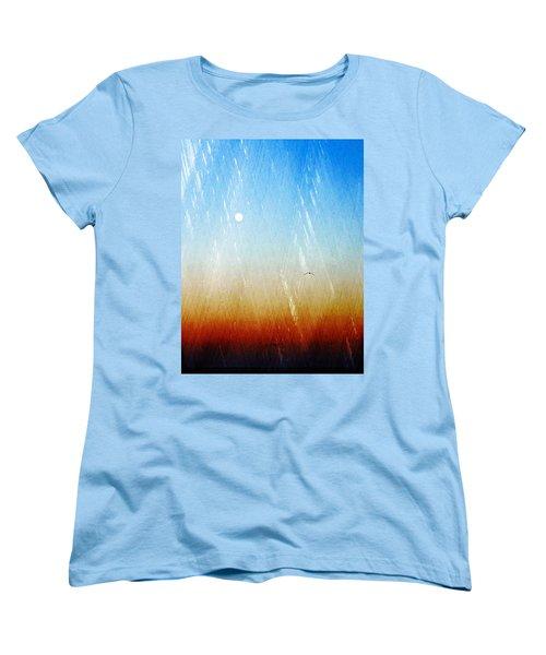 Flight Women's T-Shirt (Standard Cut) by Allen Beilschmidt