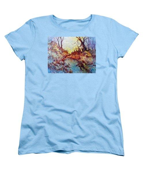 Forgotten Fence Women's T-Shirt (Standard Cut)