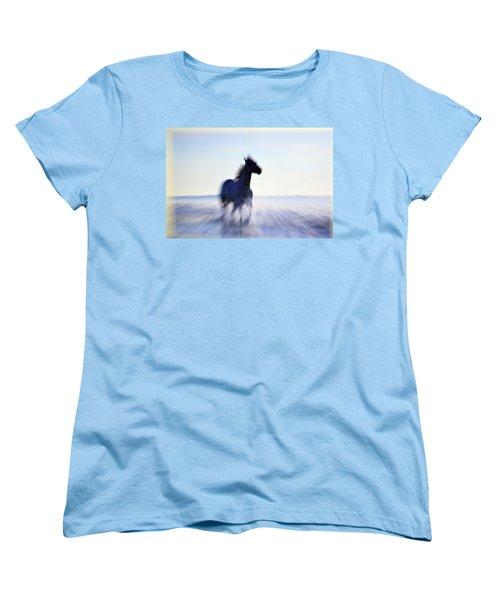 Freedom Women's T-Shirt (Standard Cut) by Allen Beilschmidt