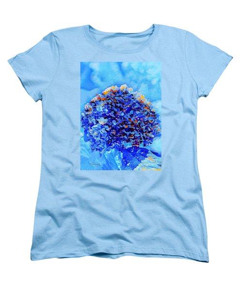 Got The Blues Women's T-Shirt (Standard Cut) by MaryLee Parker