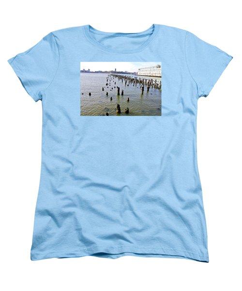 High Line Print 9 Women's T-Shirt (Standard Cut)