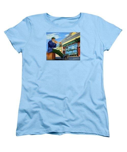 Jazz At The Orleans Women's T-Shirt (Standard Cut)