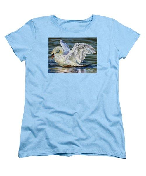 Lovely Women's T-Shirt (Standard Cut) by Phyllis Beiser