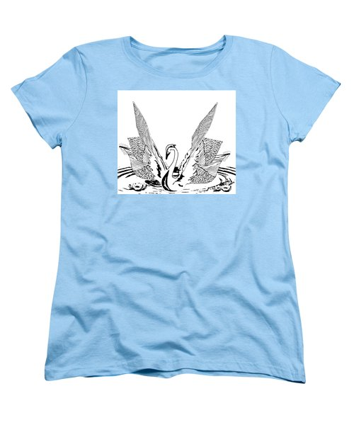 Magnificent Women's T-Shirt (Standard Cut) by Belinda Threeths
