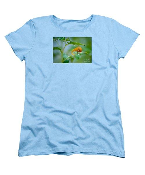 Morning Dew Women's T-Shirt (Standard Cut) by Patrick Shupert