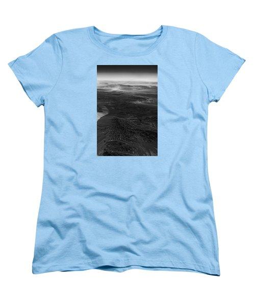 Mountains And Desert Women's T-Shirt (Standard Cut)