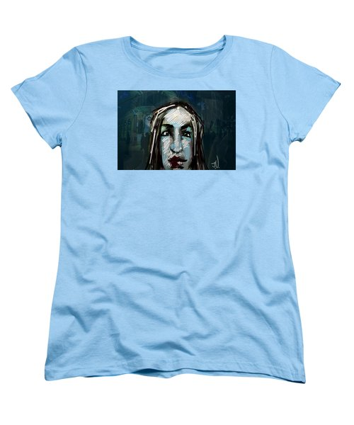 Night Life Women's T-Shirt (Standard Cut) by Jim Vance