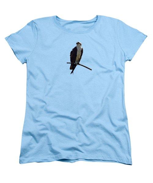 Osprey Women's T-Shirt (Standard Cut) by Deborah Good