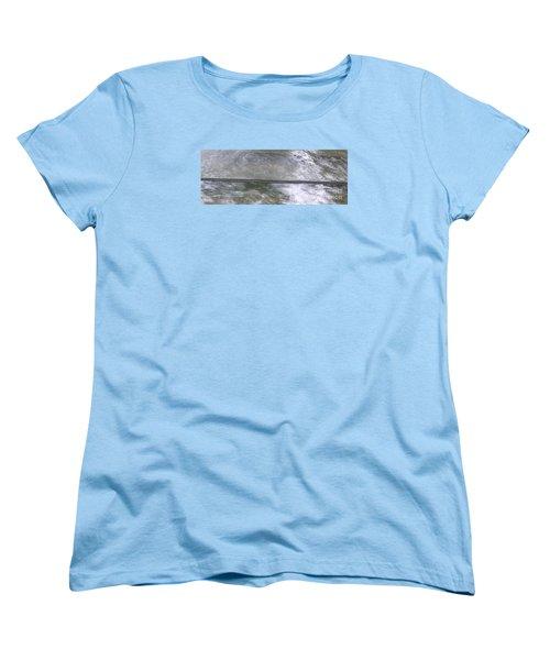 Pond  Women's T-Shirt (Standard Cut)