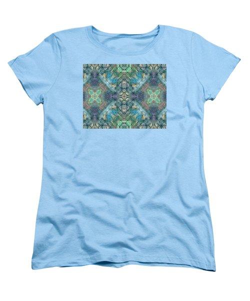 Seascape II Women's T-Shirt (Standard Cut) by Maria Watt