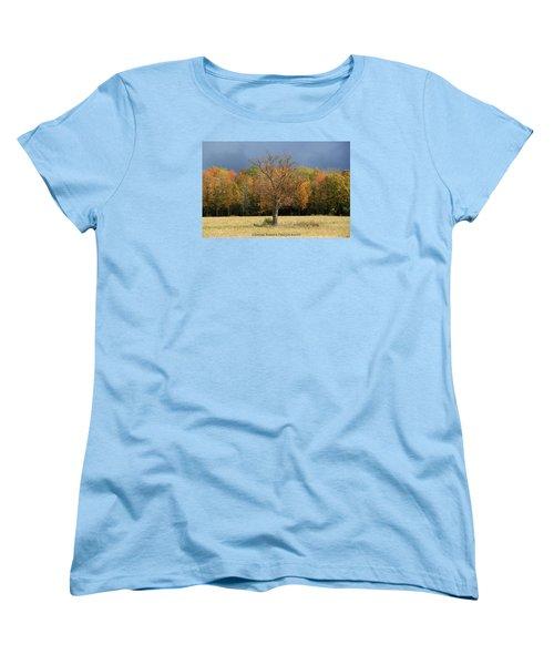 Standing Out Women's T-Shirt (Standard Cut)