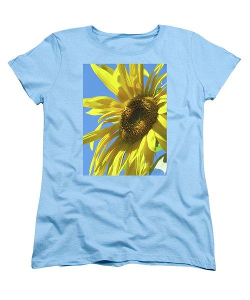Sunshine In The Garden 28 Women's T-Shirt (Standard Cut) by Brooks Garten Hauschild