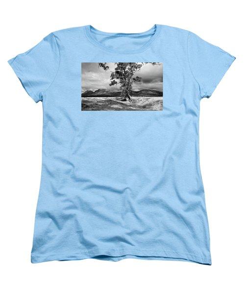 Women's T-Shirt (Standard Cut) featuring the photograph The Cazneaux Tree by Bill Robinson